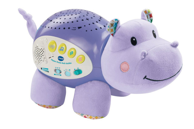 Veilleuse Vtech Hippo Dodo nuit étoilée : Avis et Test complet